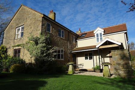 Farmhouse Bed & Breakfast in Dorset - North Chideock