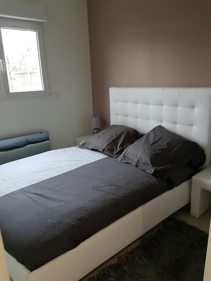 Petit appartement neuf