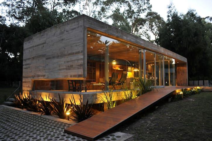 Casa de diseño - Mar del Plata - Rumah