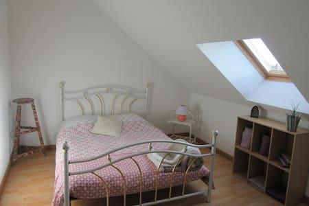 Chambre double au calme à proximité de Vendôme - Épuisay - 独立屋