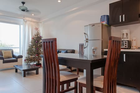 Casa del Carmen - 1 BR, ocean view, 5 min to beach - Playa del Carmen - Apartment