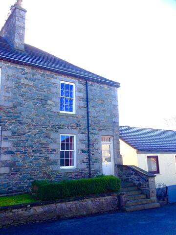 Relaxing holiday home in the centre of Wigtown