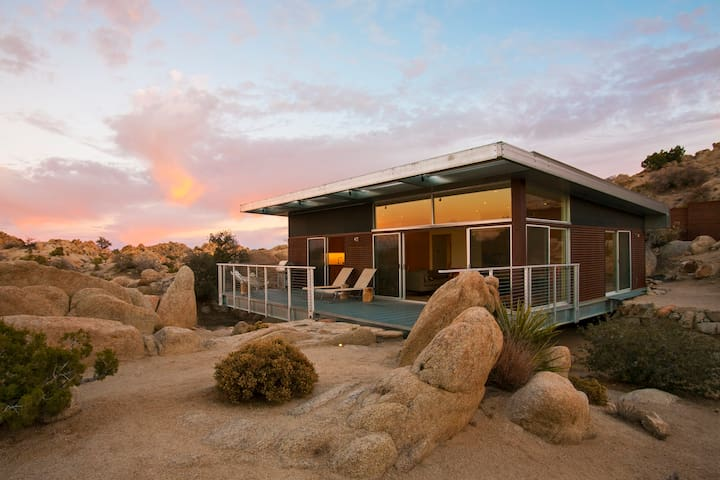 Rock Reach House - Yucca Valley - Maison