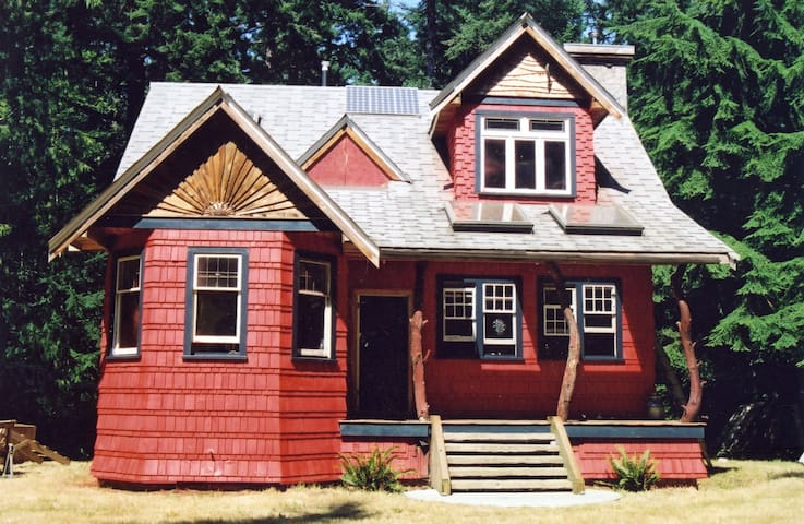 The Redhouse - Savary Island