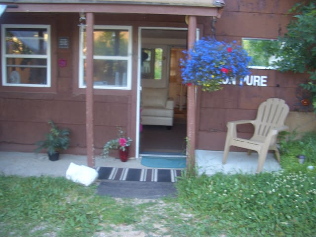 Creekside Deadwood Rental - Deadwood - Hus