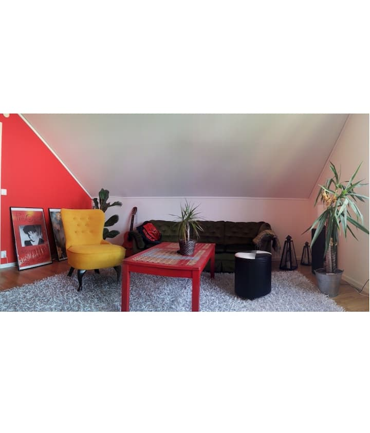 Two room apartment in beautiful Gothenburg.