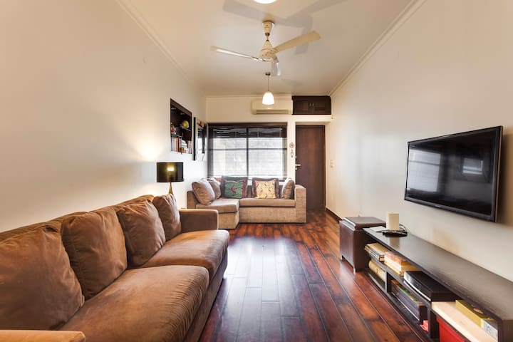 Fully Serviced Modern Duplex Apt + PATIO