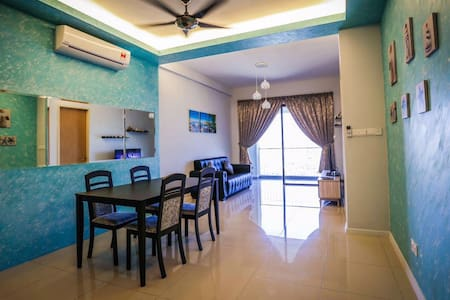 New condo suit small group /family - Kota Kinabalu