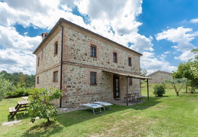 Holidays House in Tuscany - Fabro - Apartemen