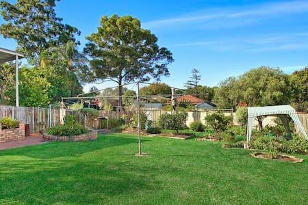 Granny Flat / Studio - Parramatta  - Chalet