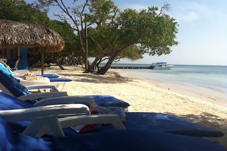 BARU PLAYA PRIVATE BEACH - Barú - Cabin