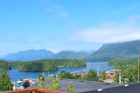 Raven's View House in Tofino - House