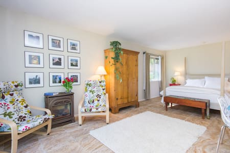 Studio-Perfectly located retreat - Goleta - Dom