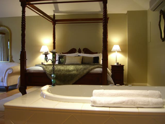 Erravilla,Honeymoon Suite  - Yallingup Siding - Bed & Breakfast