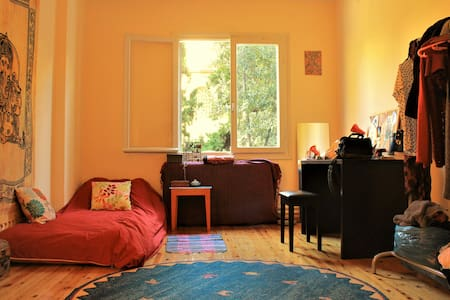 Well appointed central room - Thessaloniki - Wohnung