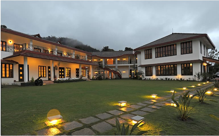 Ambatty Greens Resort, Coorg - Pattukalam - Overig