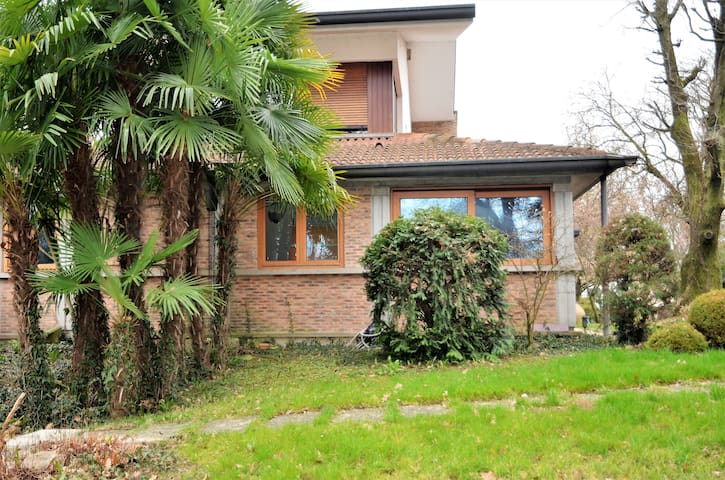 Nearby Padua: cottage with large private park - Campodarsego - Milik mertua