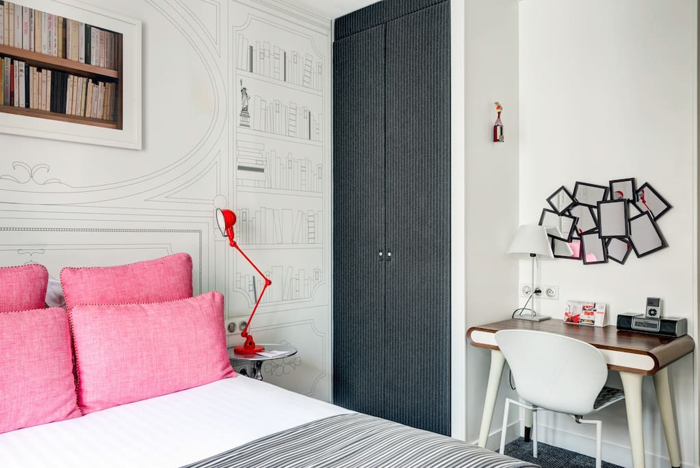 Chambre Double / Double Room