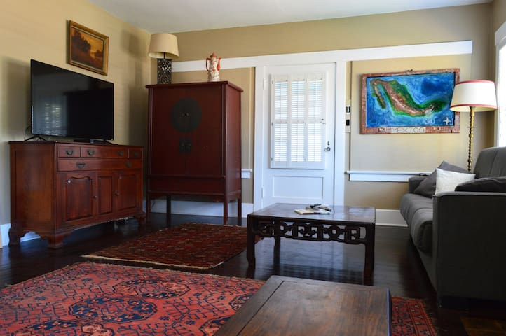 La Jolla Cove Home with Large Yard. Walk to Ocean
