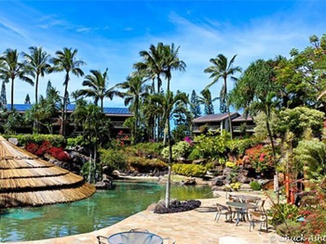 Hanalei Bay Resort Two Bedroom Cond