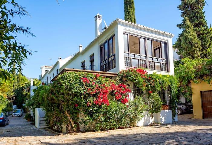 Luxury house in Marbella