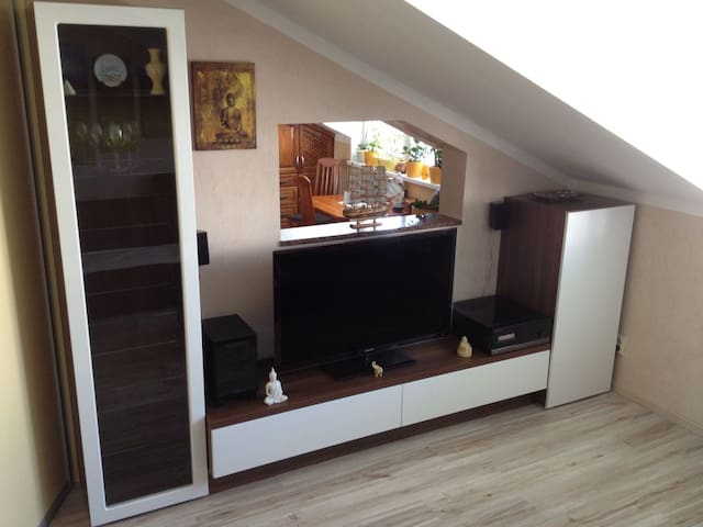 Stylish apartment only 6km from city center - Bratislava - Appartement