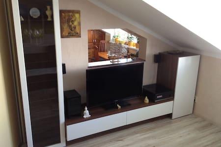 Stylish apartment only 6km from city center - Bratislava - 公寓