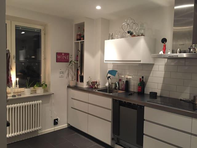 Fräsch lägenhet för turister i GBG - Göteborg - Lägenhet
