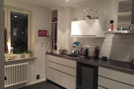 Fräsch lägenhet för turister i GBG - Gothenburg