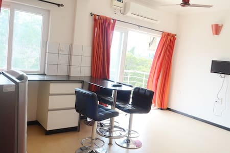 "Serviced Apartment 4 ""Ivy retreat"" - Baga"