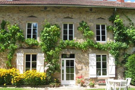 """Chambres et table d'hôtes """" Ferme de la ROCHE """" - Bonnac-la-Côte - Huis"""