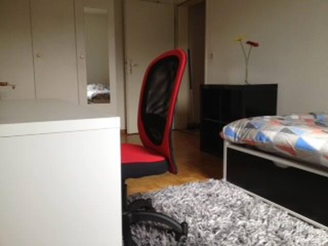 Chambre à louer à Genève .... - Ginebra - Apartamento
