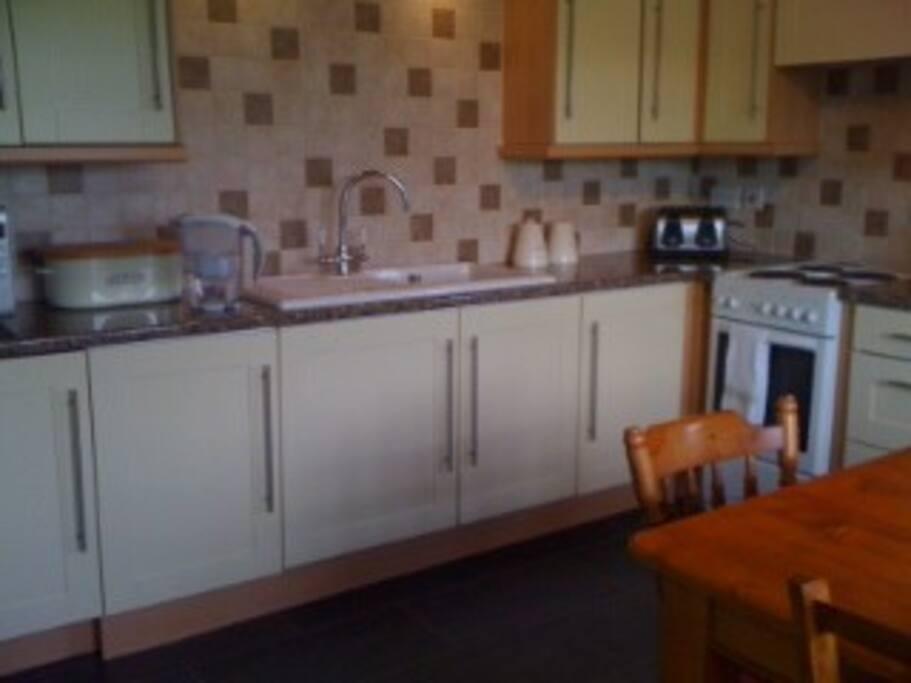 Private apartment rural retreat wohnungen zur miete in for Perfect kitchen harrogate