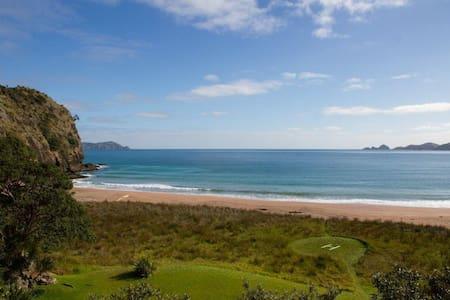 One house, one beach - Whangaroa