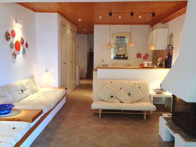 Spetses island - Ligoneri Studio - Spetses