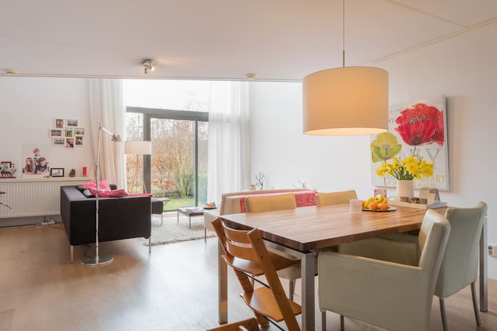Family home 30 min from Amsterdam - Oegstgeest - House