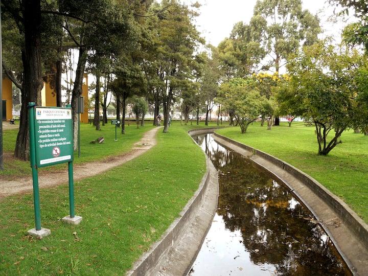 Central park Simón Bolívar