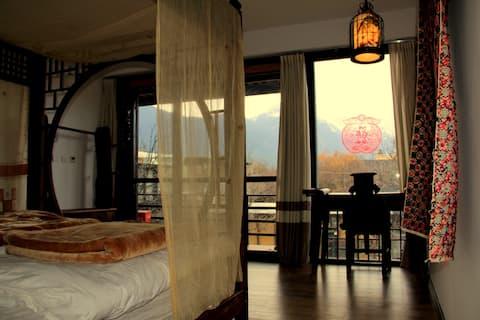 白沙自由岁月设计旅店