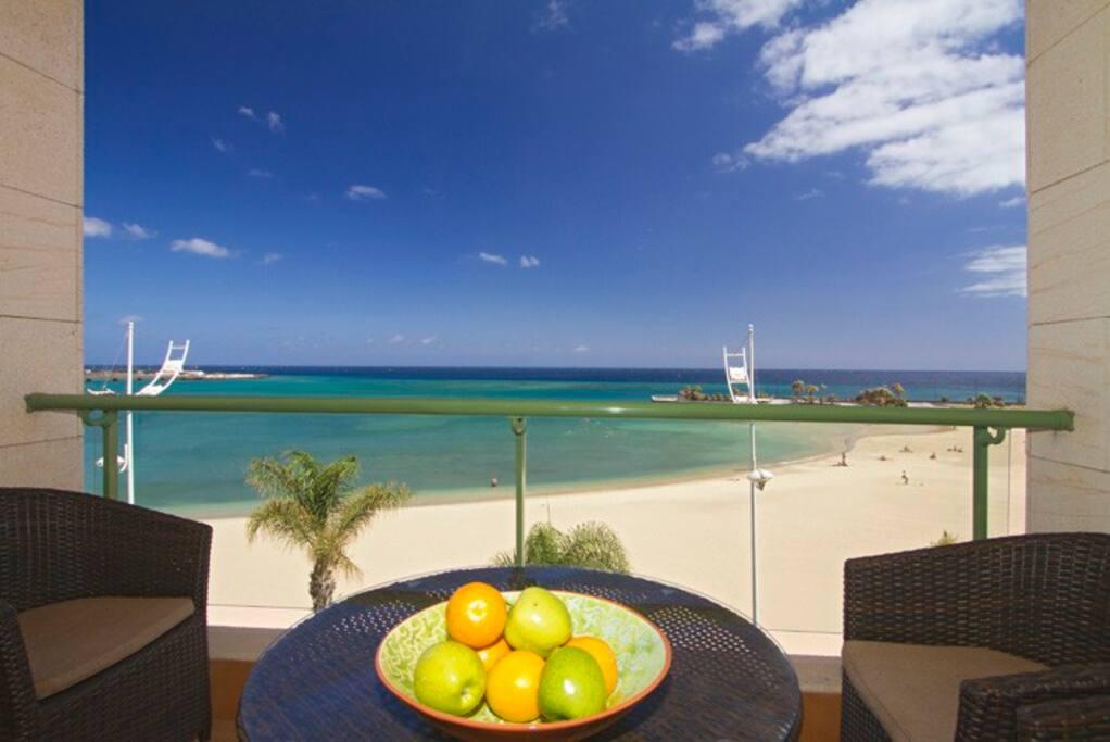 Terrace at Arrecife Sands