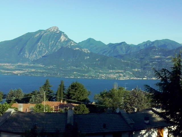 Appartamento San Zeno di Mont. - San Zeno - Lägenhet