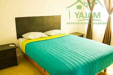 Room in a share flat - Playa del Carmen