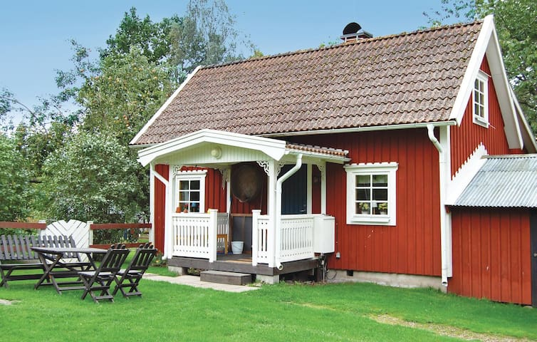 Holiday cottage with 2 bedrooms on 64m² in Ruda
