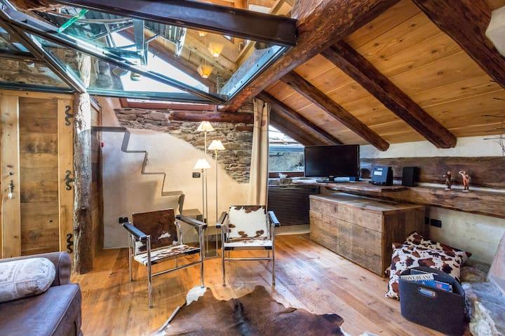 Maijon Samuel - Courmayeur - Apartamento