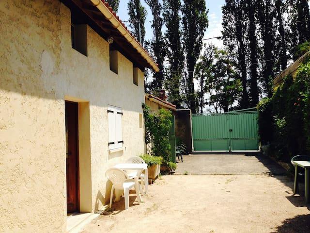 Little home 5 min to city center  - Avignon - Rumah