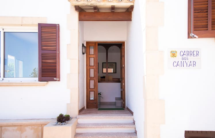 Villa in front of the sea - Colonia Sant Pere - Talo