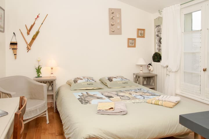 Room in the heart of the Ile de Ré - ラ・クアルド=シュル=メール - 一軒家