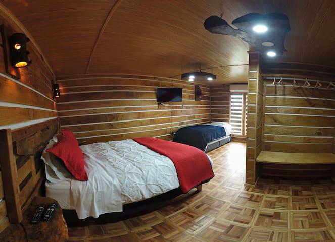 Acogedora habitación privada 3