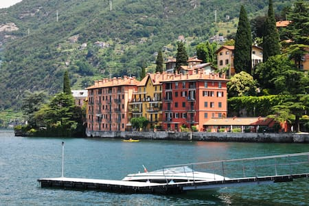 Lake Front, Directly on the Water! - Bellano - Apartament