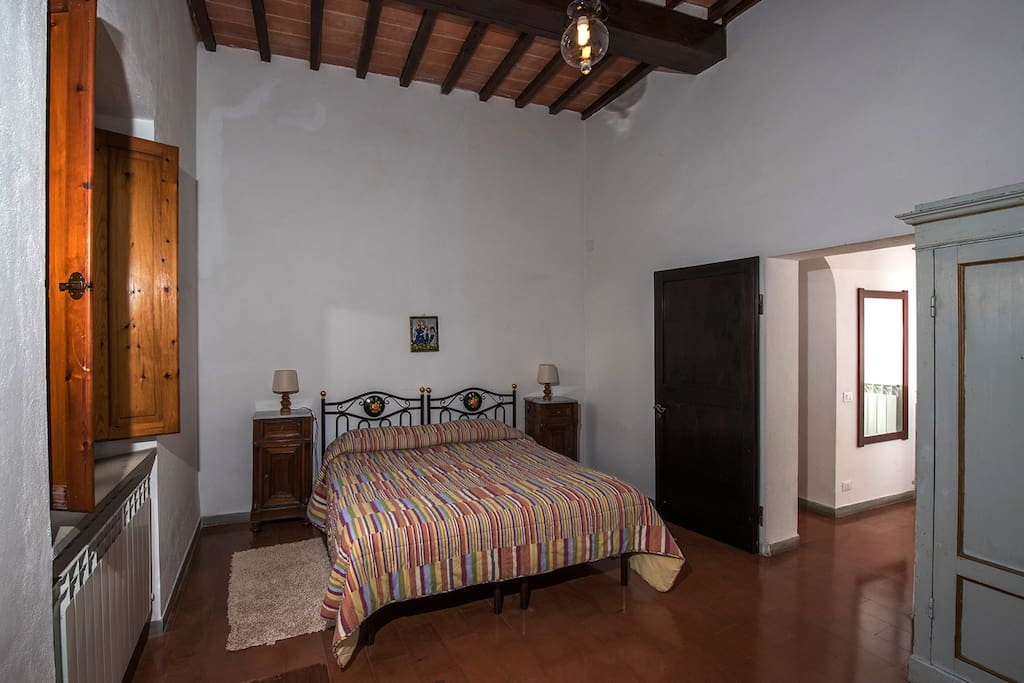 Second bedroom can be double or twin.