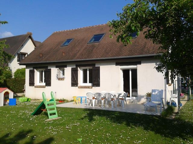 maison normandie 10 mn de Giverny,